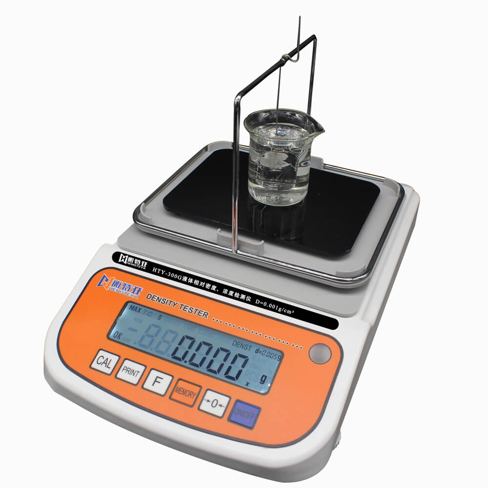 HTY-300G液体xiang对mi度、浓度